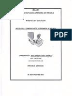 Antologia Comunicacion y Dinamica de Grupos
