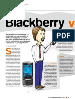iPhone vs BlackBerry (Suplemento Q), PuntoEdu 28/03/2011