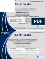 Certificate GRH
