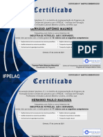 Certificate IPGN