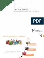 Plantilla UPN - presentaciones efectivas