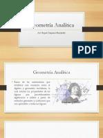 Geometría Analítica- Parcial 1