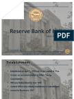 vote of thanks tamplets reserve bank of india economies