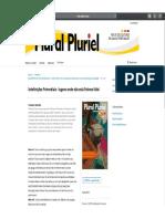 Indefinições primordiais - lugares onde não está Paloma Vidal