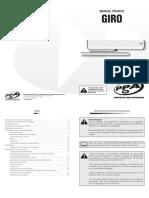 Manual Técnico Giro Inmetro2017