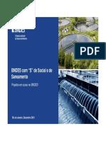 Projetos em curso no BNDES-S+de+Social+e+de+Saneamento