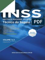 Apostila INSS NovaConcursos I