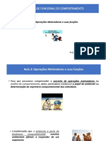 1615823071592_Aula 3 Operações Motivadoras Analise F Comportamento