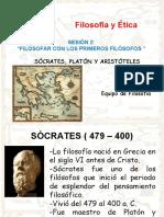 Padres de La Filosofia Griega