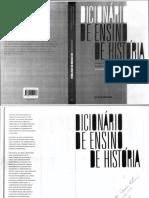 Dicionário de Ensino de História by Marieta de Moraes Ferreira, Margarida Maria Dias de Oliveira