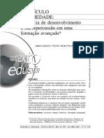 Currículo e Escola