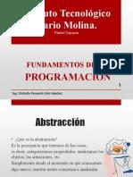 PRESENTACION FUNDAMENTOS DE LA PROGRAMACIÓN