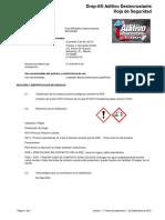 Ficha tecnica de desincrustante 2