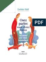 Osez Parler, Vous Vivrez Mieux - 2e Édition - Les Secrets Pour Communiquer by Debbie Hall (Z-lib.org).Epub