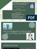 Reclutamiento y Seleccion de La Fuerza de Ventas (1)
