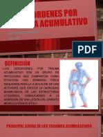 DESORDENES POR TRAUMA ACUMULATIVO