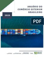 Anuário do Comércio Exterior Brasileiro -  2020