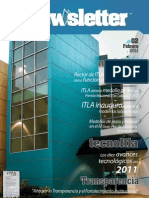 ITLA Newsletter(1)2011