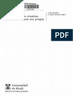 la mecanica de la escritura creativa