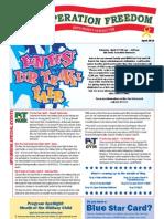 Blue Star Card Newsletter April 11