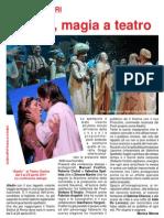 Il musical Aladin al Teatro Sistina. La conferenza stampa di presentazione