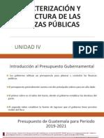 1 Estructura de las finanzas publicas