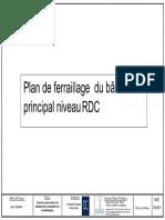 Plans de ferraillage bâtiment p.RDC (1)