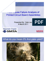 Wisconsin DFX-Root Cause Failure Analysis Final