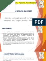 Tema 1- Sociología general S1