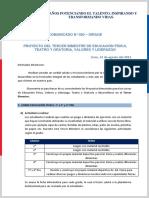 COMU 050 - 2021 - PROYECTO DEL III BIMESTRE_ED. FÍSICA, VALORES Y LIDERAZGO, TEATRO Y ORATORIA(DIRECTORES)