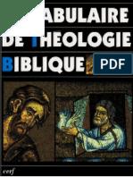 Vocabulaire de Theologie Biblique ( PDFDrive )