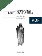"Revista ""Luminatorul"", Nr. 1 (112), ianuarie-februarie 2011"