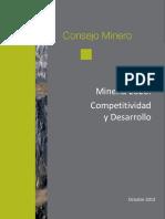 Minería 2020 Consejo Minero