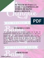 Diapositivas Baby Chingue