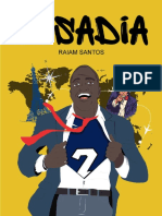 7 - Ousadia (Crônicas de Um Jovem Brasileiro Perdido Pelo Mundo)