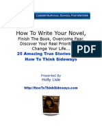 How-To-Write-Your-Novel-25-Amazing-Think-Sideways-Stories