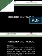 Diapositivas Unidad 1Derecho Laboral[1]