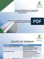 SUSTENTACION TRABAJO DE GRADO GEOESTADISTICA