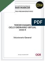 3 Examengeneral 2020 II Unmsm