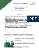 El Semanario de la Industria Cubana 1 Abril 2011