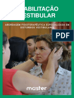E-book Reabilitação Vestibular