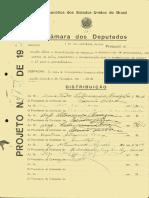 Navegação de Cabotagem leis 1952