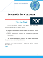 Formação Dos Contratos