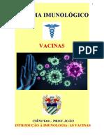 1. Sistema Imunológico - Vacinas - Ciências - Prof. João