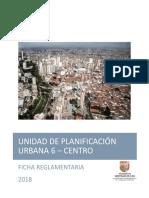 03. Ficha Reglamentaria UPU 6 - Centro