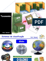 Biologia - Taxonomia