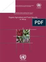 Organic Agriculture and Food Security in Africa
