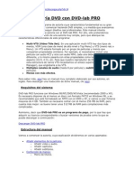 Autoría DVD con DVD-lab PRO