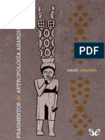 David Graeber - Fragmentos de antropologia anarquista
