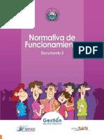 Normativa de FuncionamientD 5
